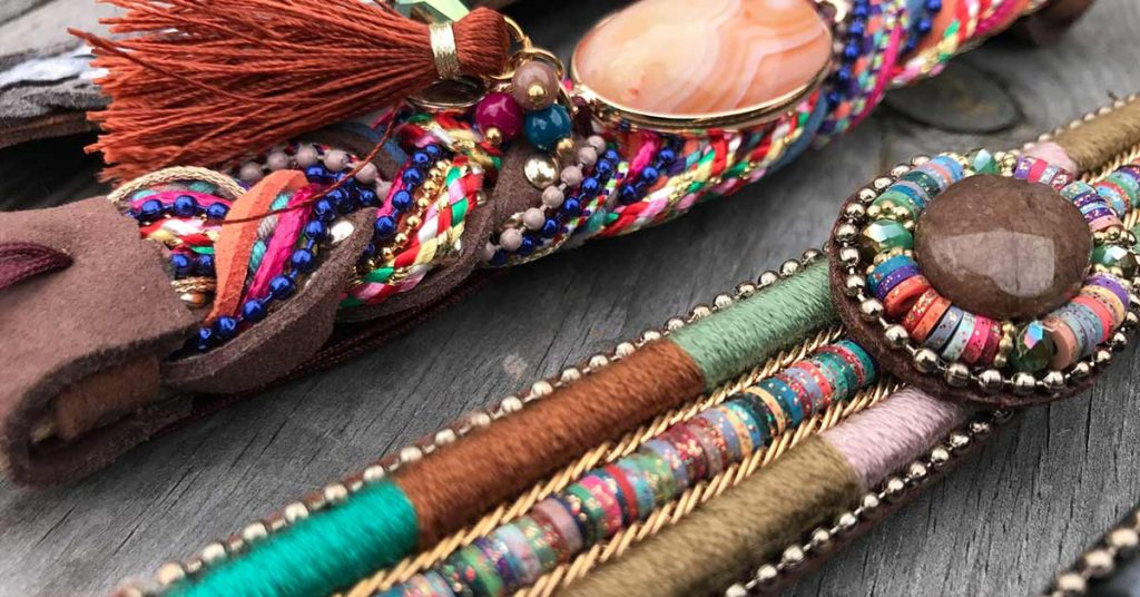 Bohemian Style Armbanden